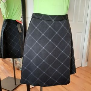 brand new a line skirt - fulling lined